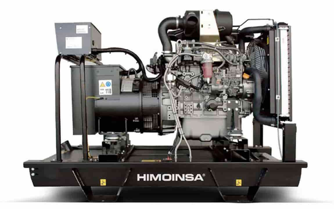 generator electric pentru instalare la interior 13 kva