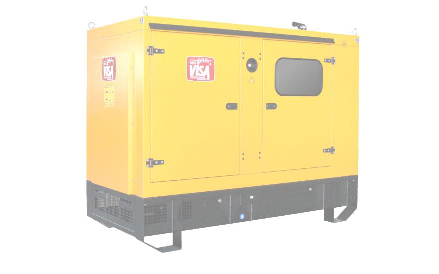 Generatoare 50 - 89 kVA