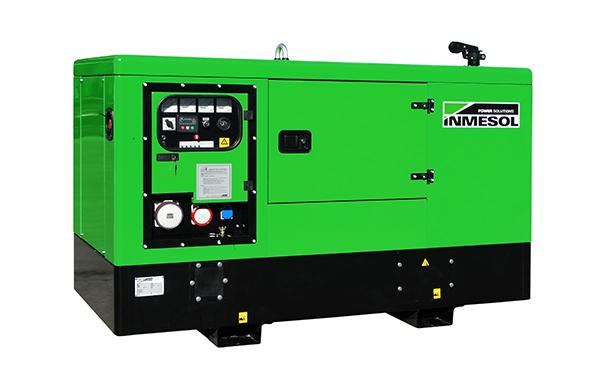 Generator de curent cu carcasa Inmesol