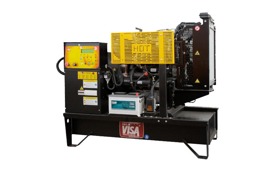 Generator Powerful Visa fara carcasa